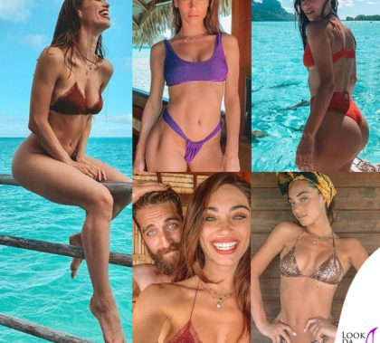 Lorella Boccia bikini Sand Bikini Lovers
