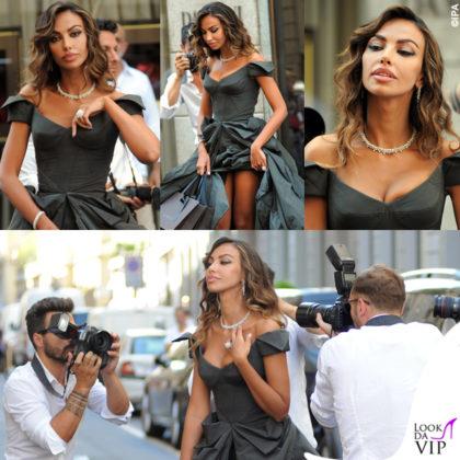 Madalina Ghenea spot Damiani 9