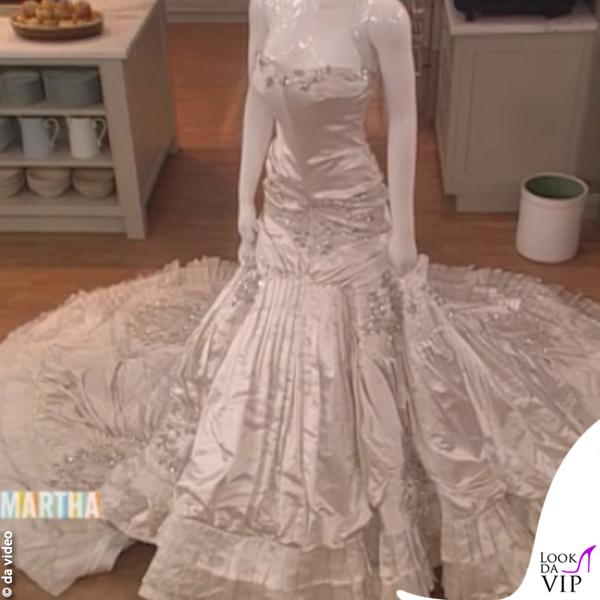 Melania Trump nozze abito da sposa Christian Dior 5
