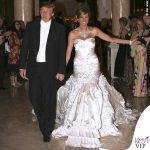 Melania Trump nozze abito da sposa Christian Dior 7
