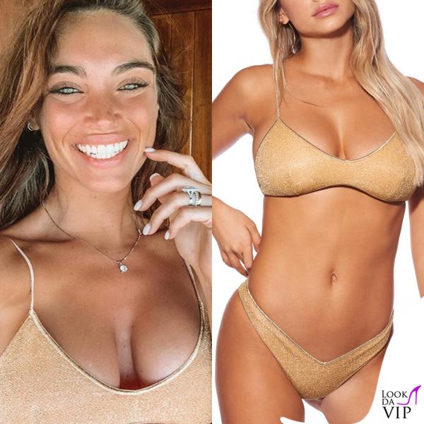 Niccolo Presta Lorella Boccia bikini Bikini Lovers
