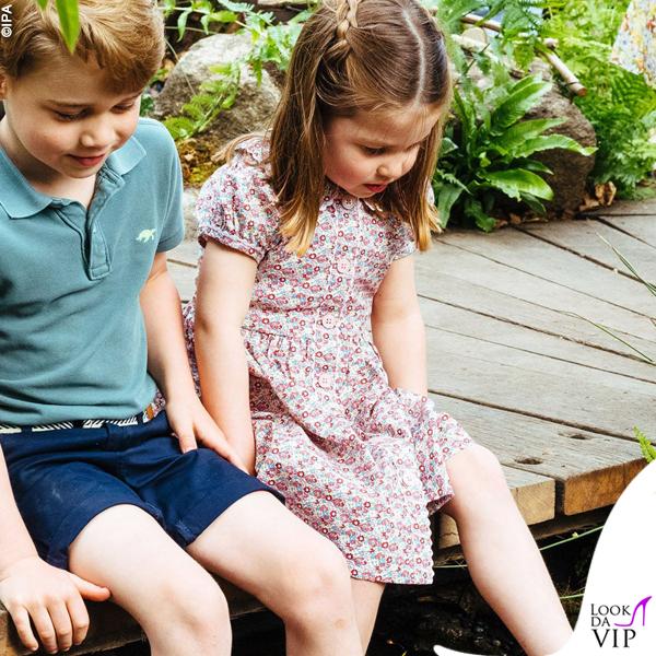 Principessa Charlotte abito Rachel Riley 2