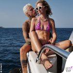 Siracusa Chiara Ferragni bikini Calzedonia Laura Fedez costume Bape 2