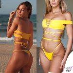 Taylor Mega bikini Mega Swim