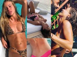 Taylor Mega bikini Mega Swim Melissa Satta costume Changit Alessandra Amoroso bikini velvet Wanda Icardi tanga Bikini Lovers