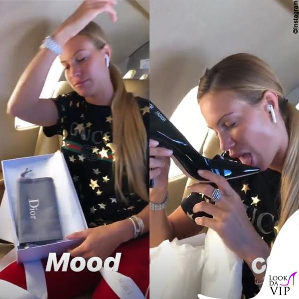 Taylor Mega shopping Dior 3