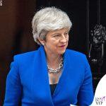 I regali d'addio per Theresa May