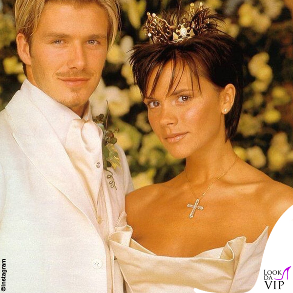 Victoria Beckham, 20 Anni Di Nozze Con David