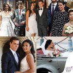 Marie e Louis Ducruet: un matrimonio, 6 abiti