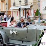matrimonio Louis Ducruet e Marie Chevallier abiti Atelier Boisanger Rosa Clara e Carlo Pignatelli 8