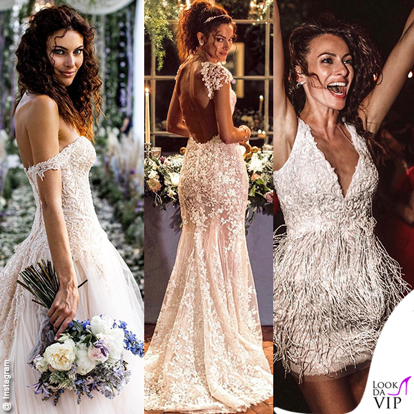 sale retailer 74052 d4dc4 Fairy, Dreamy e Diamond: 3 abiti da sposa di Paola Turani ...