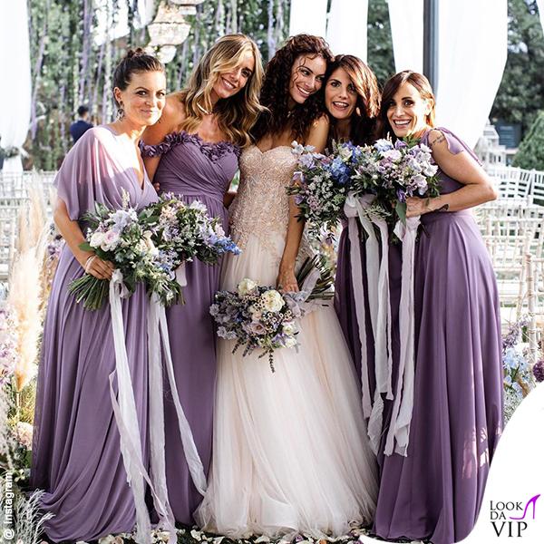 matrimonio Turpella Paola Turani abito da sposa Atelier Eme Fairy damigelle abiti Atelier Eme