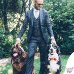 matrimonio Turpella Riccardo Serpellini abito Trussardi