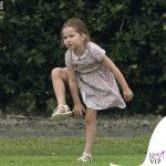 principessa Charlotte Wimbledon abito Marie Chantal