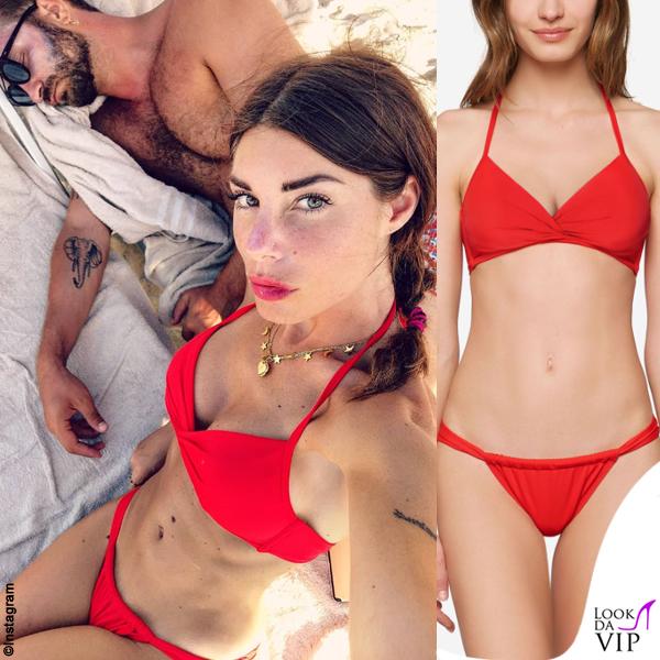 Bianca Atzei bikini Golden Point