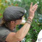 Brad Pitt Venezia tshirt look 2