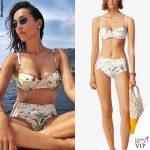 Caterina Balivo bikini Tory Burch 2