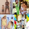 Kevin Prince Boateng Elisabetta Canalis Wilma Faissol Justine Mattera Laura Chiatti