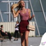 Taylor Mega outfit Fashionnova borsa Chanel