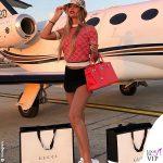 Taylor Mega top Gucci borsa Hermes scarpe Dior