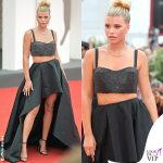 Venezia 76 Sofia Richie abito Pleasedontbuy signed by Twinset
