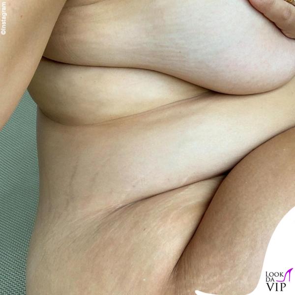 Ashley Graham incinta 3