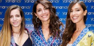 Aurora Ruffino Caterina Murino Stella Egitto outfit Yamamay