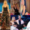 Eurogames prima puntata Ilary Blasi outfit Dsquared2 12