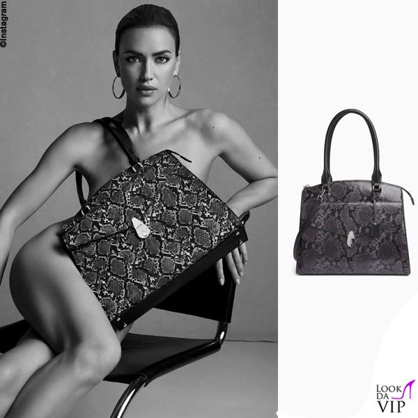 Irina Shayk borsa Calvin Klein 10