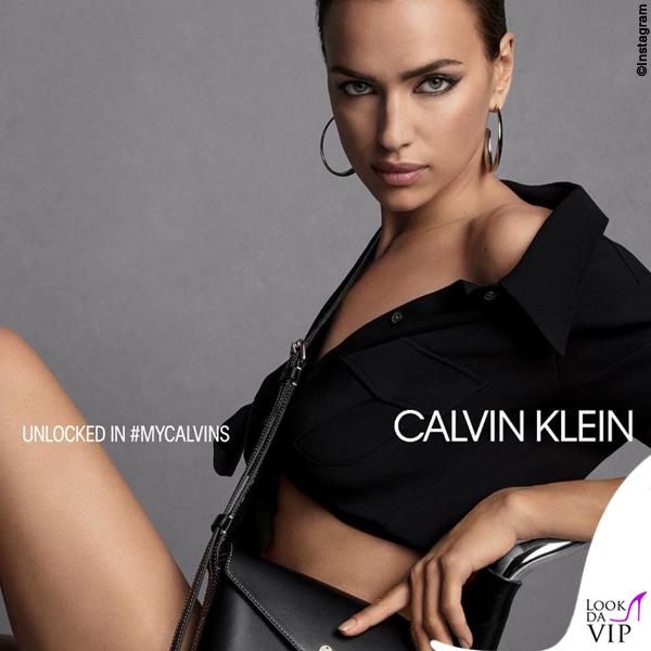 Irina Shayk borsa Calvin Klein 4
