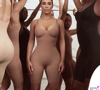 Kim Kardashian Skims 4