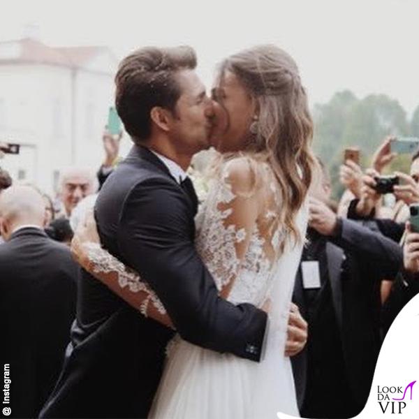 quality design 21698 766f8 Matrimonio Chiabotto Roscio Cristina Chiabotto abito Alberta ...