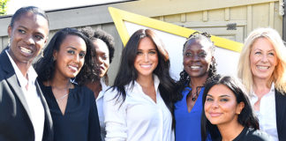 Meghan Markle collezione Smart Works 1