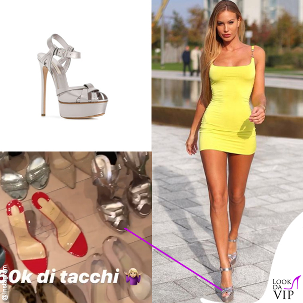 Taylor Mega sandali Casadei