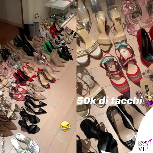 Taylor Mega scarpe