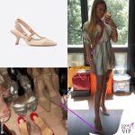 Taylor Mega sling back Dior
