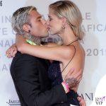 Venezia 76 Chiara Ferragni Unposted Chiara Ferragni abito Dior Fedez completo Versace 2