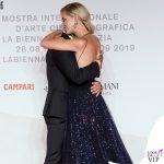 Venezia 76 Chiara Ferragni Unposted Chiara Ferragni abito Dior Fedez completo Versace 3
