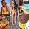 costume giallo Leotta Goluart De Lellis Mazza Jenner