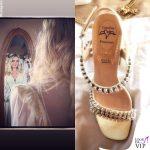 matrimonio Carolina Crescentini e Motta abiti Gucci 10