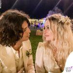matrimonio Carolina Crescentini e Motta abiti Gucci 2