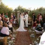matrimonio Carolina Crescentini e Motta abiti Gucci 9