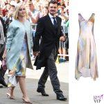 matrimonio Ellie Goulding Katy Perry e Orlando Bloom abito Sies Marjan