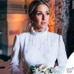 matrimonio Ellie Goulding abito Chloe 11