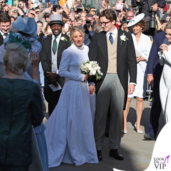 matrimonio Ellie Goulding abito Chloe 3