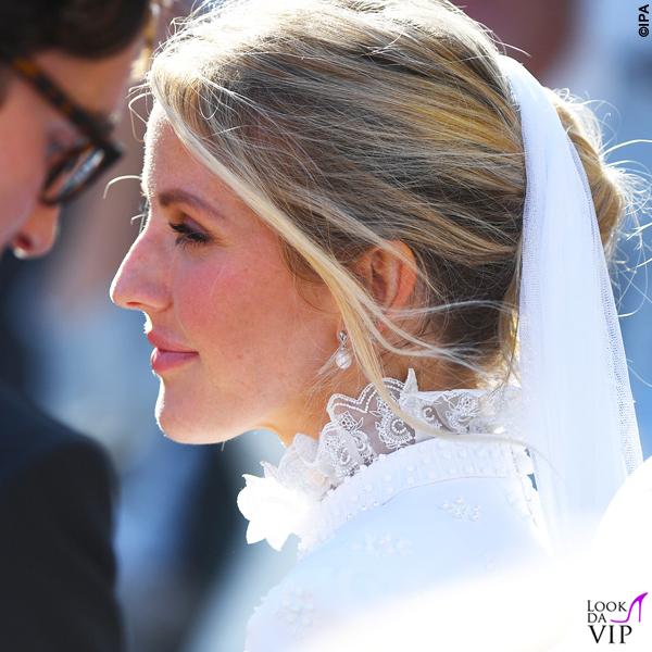 matrimonio Ellie Goulding abito Chloe 5