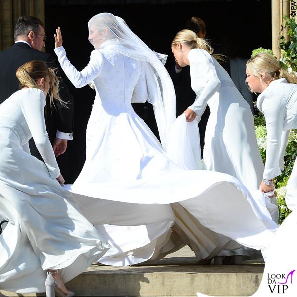 matrimonio Ellie Goulding abito Chloe 6