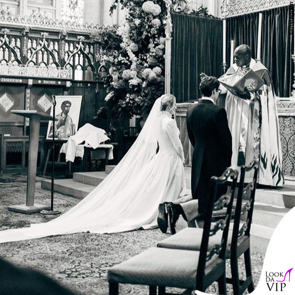 matrimonio Ellie Goulding abito Chloe 8