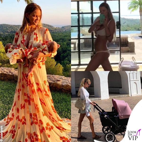 Il primo mese da mamma di Fiammetta Cicogna