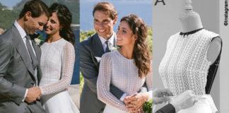 il matrimonio di Rafa Nadal e Maria Xisca Perelló con abiti Brunello Cucinelli e Rosa Clara 8